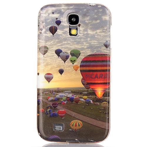CoverZone Samsung Galaxy S4 Kılıf Silikon Resimli No: 7