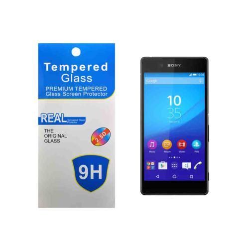KNY Sony Xperia M4 Aqua Kırılmaz Cam Ekran Koruyucu