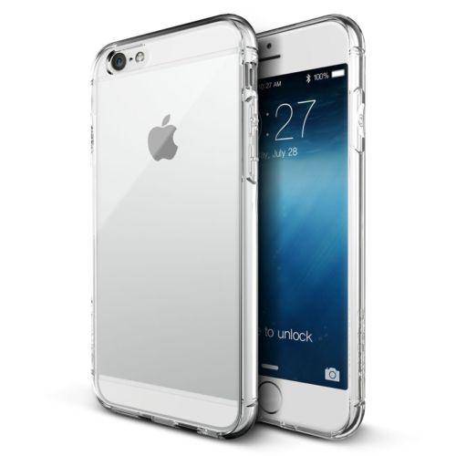 Verus iPhone 6/6S 4.7 Crystal Mixx Kılıf Clear