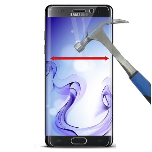 Teleplus Samsung Galaxy Note 7 Kırılmaz Cam Ekran Koruyucu Kavis Hariç
