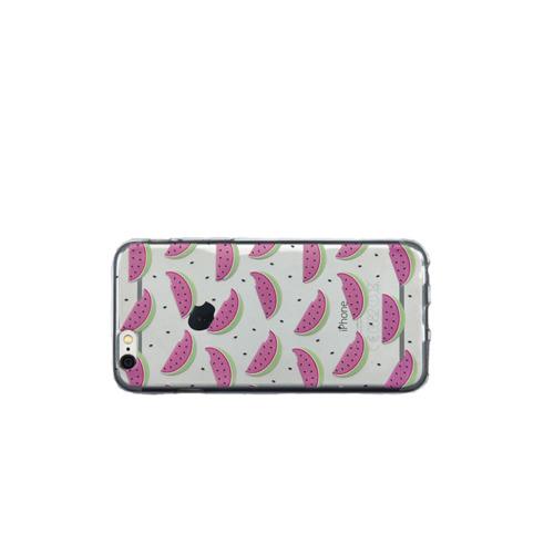 Coquet Accessories Apple iPhone 6/6S Karpuz Baskılı Telefon Kılıfı