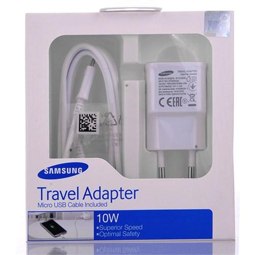 Vip Samsung Galaxy Core 2 Şarj Cihazı 10W 2A Beyaz