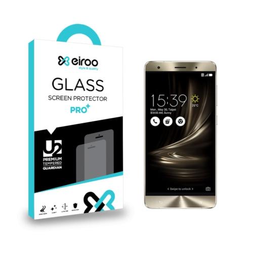 Eiroo Asus Zenfone 3 Ze552Kl Tempered Glass Cam Ekran Koruyucu