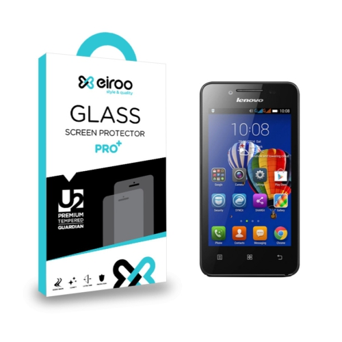 Eiroo Lenovo A319 Tempered Glass Cam Ekran Koruyucu