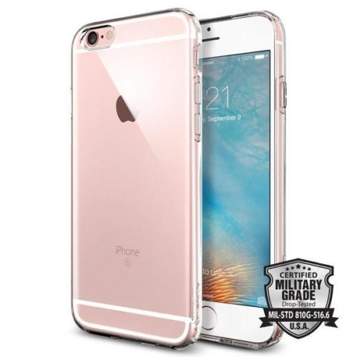 Spigen iPhone 6/6S Kılıf Liquid Armor Crystal Clear