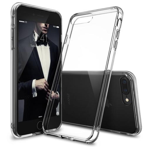 Ringke Fusion iPhone 7 Plus Kılıf Clear - Extra Darbe Emici