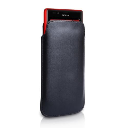 Case 4U Nokia C5-03 Siyah Kılıf