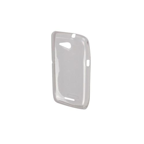Inovaxis Sony E 4G İnce Ve Koruyucu Arka Kapak Beyaz