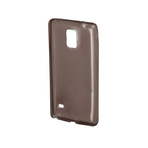 Inovaxis Samsung Galaxy Note 4 İnce Ve Koruyucu Arka Kapak Siyah