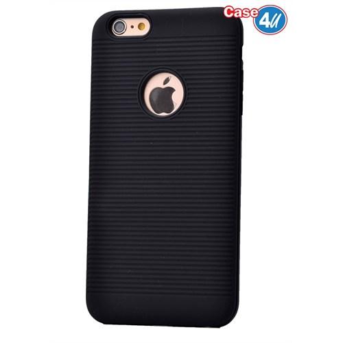 Case 4U Apple İphone 6S Plus You Koruyucu Kapak Siyah