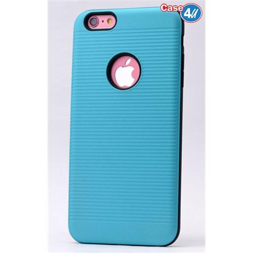 Case 4U Apple İphone 6 You Koruyucu Kapak Mavi