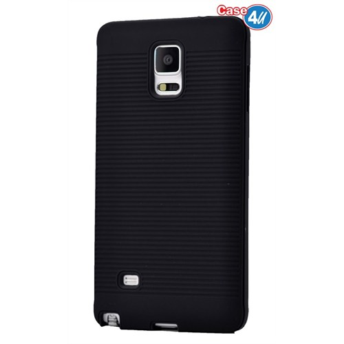 Case 4U Samsung Galaxy Note 3 You Korumalı Kapak Siyah