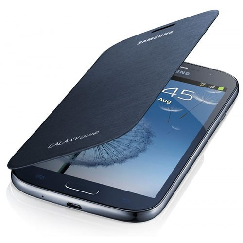 Samsung Galaxy Grand i9060 Flip Cover Lacivert