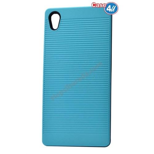 Case 4U Sony Xperia Z5 Premium You Koruyucu Kapak Mavi