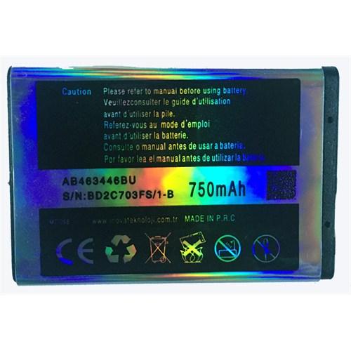 Inovaxis Samsung E250 X200/C128/X158/E870/X208/M620/E210 Batarya