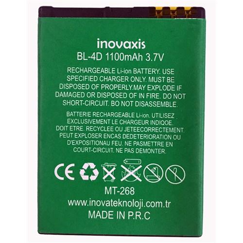 Inovaxis Nokia 4D N8/N97 Mini/E5-00 Batarya
