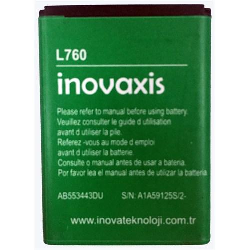 Inovaxis Samsung L760 U708e/U700/Z728/U708 Batarya