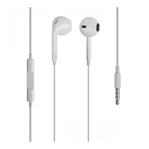 Sfm Apple Kulakiçi Mikrofonlu Kulaklık Beyaz