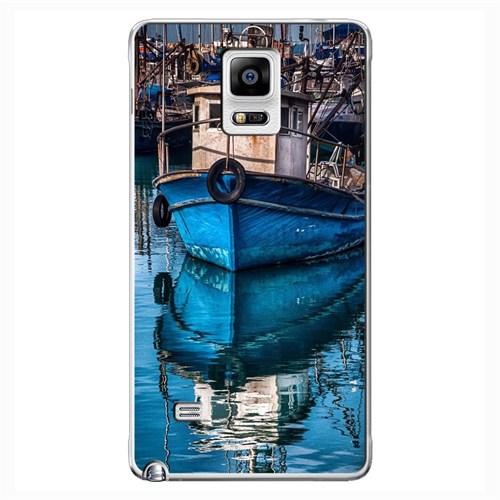 Peoples Cover Samsung Note 4 3D Textured Baskılı Kılıf Pchb130480