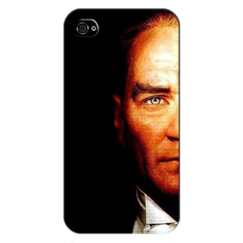 Peoples Cover Apple İphone 4S 3D Textured Baskılı Kılıf Pchb640983