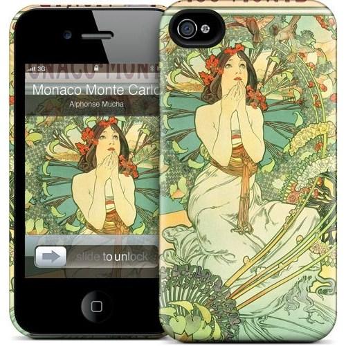Gelaskins Apple iPhone 4 Hardcase Kılıf Monaco Monte Carlo