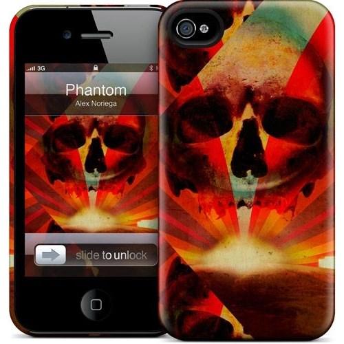 Gelaskins Apple iPhone 4 Hardcase Kılıf Phantom
