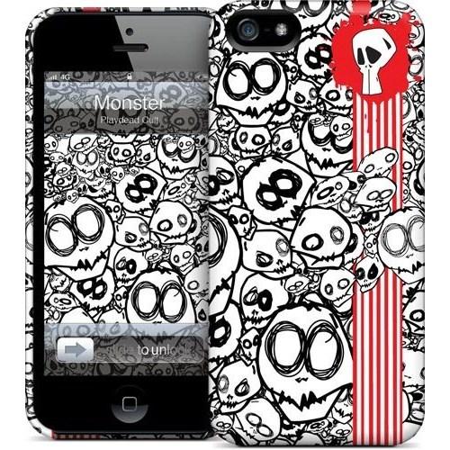 Gelaskins Apple iPhone 5 Hardcase Kılıf Monster