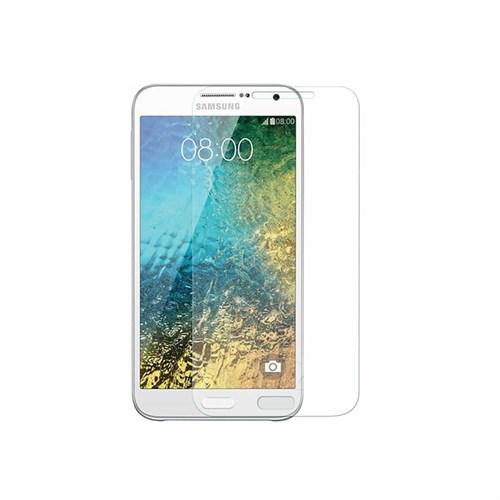 G9 Force Samsung Galaxy E7 Temperli Kırılmaz Cam Ekran Koruyucu