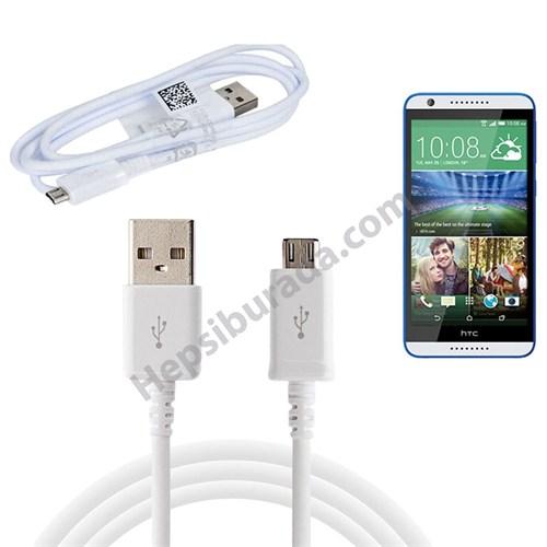 Fonemax Htc Desire 820 Micro Usb Data Ve Şarj Kablosu