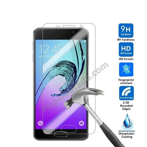 Fonemax Samsung A710 Galaxy A7 (2016) Kırılmaz Cam Ekran Koruyucu