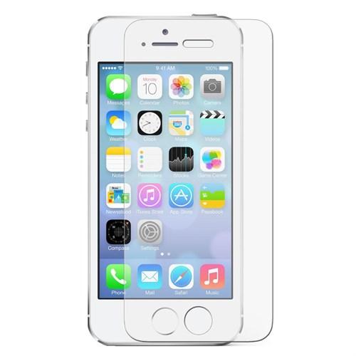 Melefoni Apple İphone Se Ekran Koruyucu Temperli Kırılmaz Cam