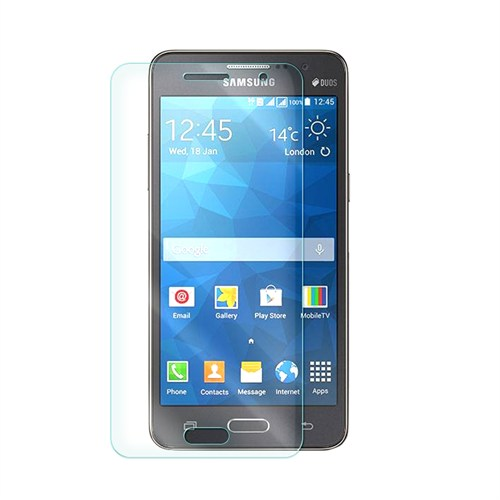 Cep Market Samsung Galaxy Grand Prime Cam G530 Kırılmaz Ön Ekran Koruyucu