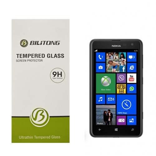 Bilitong Nokia Lumia 625 Ekran Koruyucu Temperli Cam