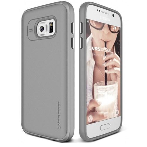 Verus Samsung Galaxy S7 Edge Sigle Fit Kılıf Smokey Gray