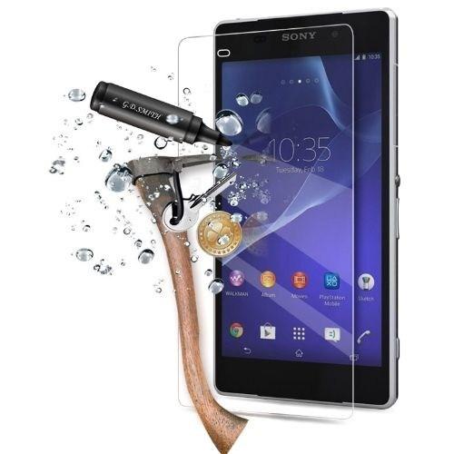 Markaawm Sony Xperia Z5 Kırılmaz Ekran Koruyucu Cam