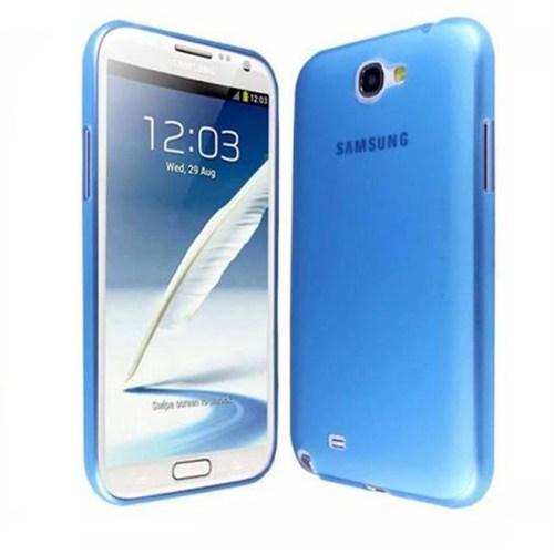 Markaawm Samsung Galaxy Note 2 Kılıf 0.2Mm Ultra İnce