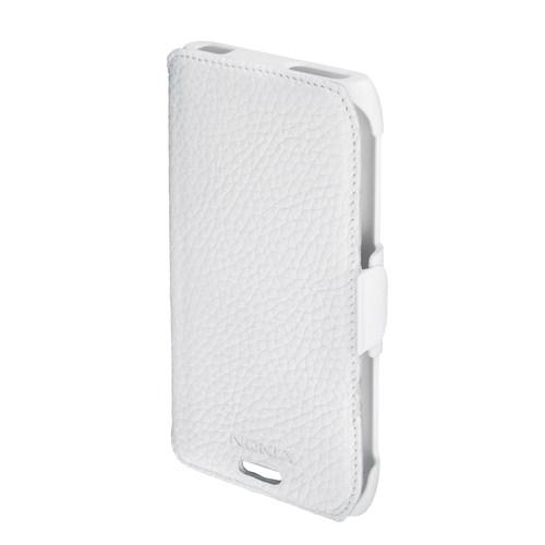 Nokia E7 Cp501 Taşıma Kılıfı Beyaz