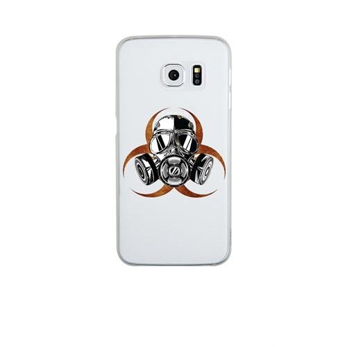 Remeto Samsung S6 Edge Plus Silikon Biyolojik Tehlike