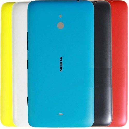 Teleplus Nokia Lumia 1320 Arka Pil Batarya Kapak Kırmızı