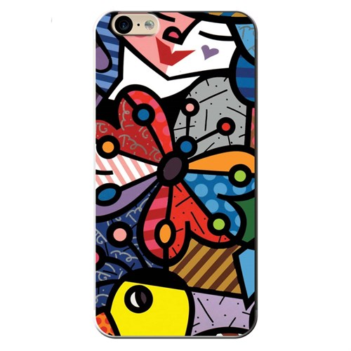 Cover&Case Apple İphone 6 / 6S Silikon Tasarım Telefon Kılıfı Ccs01-Ip03-0155