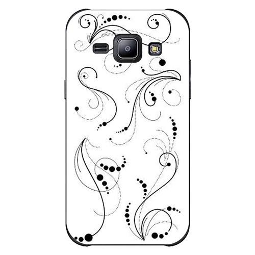 Cover&Case Samsung Galaxy J2 Silikon Tasarım Telefon Kılıfı Ccs02-J02-0027