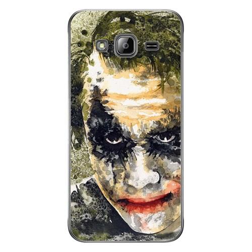 Cover&Case Samsung Galaxy J3 Silikon Tasarım Telefon Kılıfı Ccs02-J03-0256