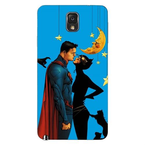 Cover&Case Samsung Galaxy Note 3 Silikon Tasarım Telefon Kılıfı Ccs02-N02-0213