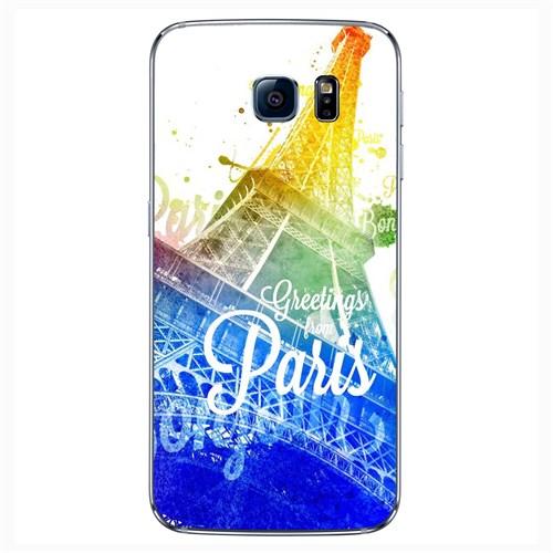Cover&Case Samsung Galaxy S6 Silikon Tasarım Telefon Kılıfı Ccs02-S04-0238
