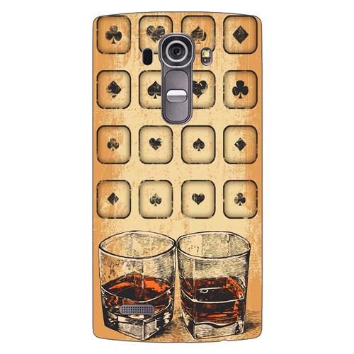 Cover&Case Lg G4 Silikon Tasarım Telefon Kılıfı Ccs04-G03-0085