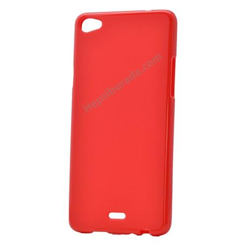Fonemax Casper Via V10 Soft Silikon Kılıf Kırmızı