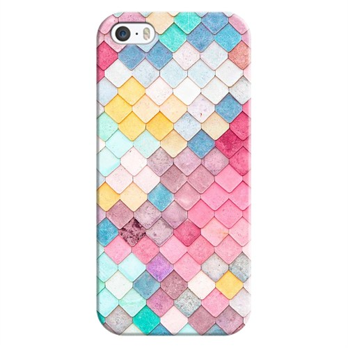 Cover&Case Apple İphone 5 / 5S / Se Silikon Tasarım Telefon Kılıfı Ccs01-Ip02-0028