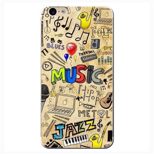 Cover&Case İphone 6 Plus / 6S Plus Silikon Tasarım Telefon Kılıfı Ccs01-Ip04-0228