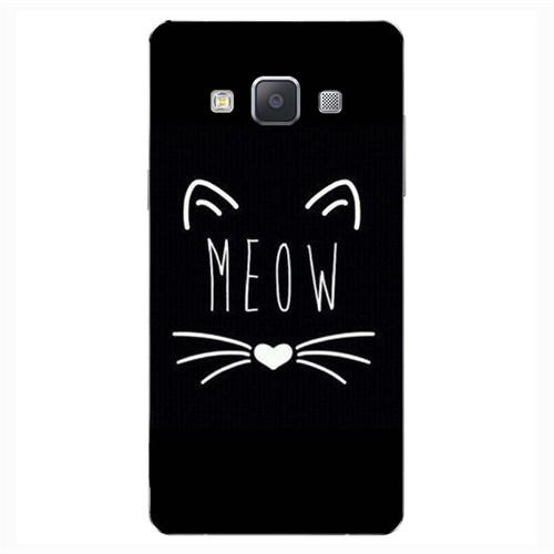 Cover&Case Samsung Galaxy A5 Silikon Tasarım Telefon Kılıfı Ccs02-A02-0031