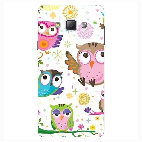 Cover&Case Samsung Galaxy A7 Silikon Tasarım Telefon Kılıfı Ccs02-A03-0273
